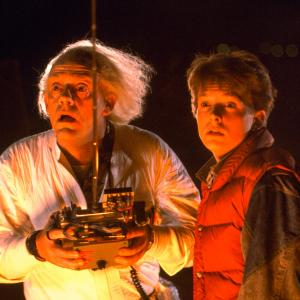 Michael J. Fox, Christopher Lloyd