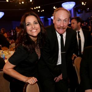 Julia Louis-Dreyfus, Matt Walsh