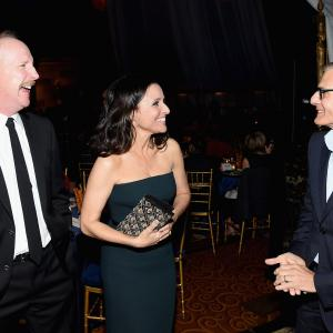 Julia Louis-Dreyfus, Matt Walsh, Michael Lombardo