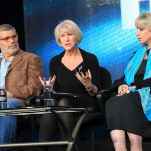 David Mamet, Helen Mirren, Linda Kenney