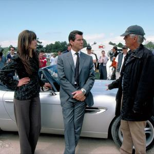 Pierce Brosnan, Sophie Marceau, Michael Apted