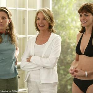 Still of Diane Keaton Frances McDormand and Amanda Peet in Myletis smagu 2003
