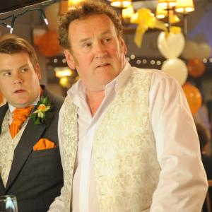 Colm Meaney, James Corden