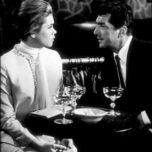 Whose Been Sleeping In My Bed Elizabeth Montgomery  Dean Martin 1963 Paramount