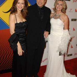 John Travolta, Olivia Newton-John and Kelly Preston
