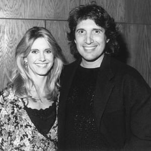 Olivia Newton-John and Peter Napoliello