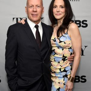 Bruce Willis, Mary-Louise Parker