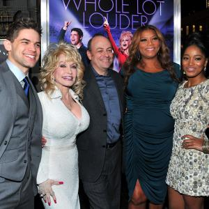 Dolly Parton, Queen Latifah, Todd Graff, Keke Palmer, Jeremy Jordan