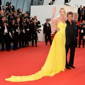 Charlize Theron, Sean Penn