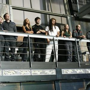 Robert Picardo, Joe Flanigan, David Hewlett, Rachel Luttrell, Paul McGillion, Jason Momoa, Jewel Staite