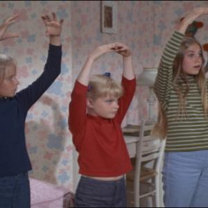 Still of Eve Plumb, Susan Olsen and Maureen McCormick in The Brady Bunch (1969)
