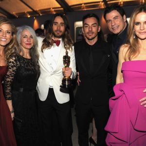 John Travolta, Kelly Preston, Jared Leto, Sheryl Crow, Constance Leto