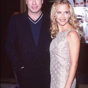 John Travolta and Kelly Preston at event of Addicted to Love 1997