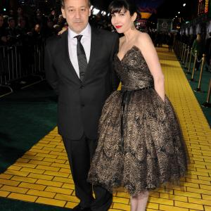 Sam Raimi, Gillian Greene