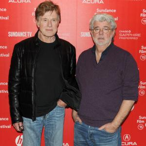 George Lucas, Robert Redford