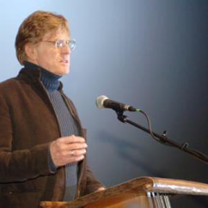 Robert Redford at event of Friends with Money 2006