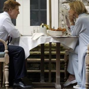 Still of Helen Mirren and Robert Redford in The Clearing (2004)