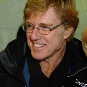 Robert Redford at event of Diarios de motocicleta (2004)