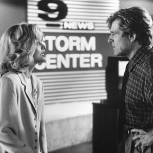 Still of Michelle Pfeiffer and Robert Redford in Up Close & Personal (1996)