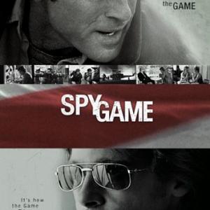 Robert Redford in Spy Game (2001)