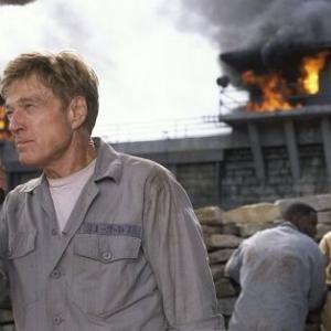Still of Robert Redford in The Last Castle (2001)