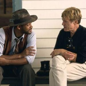 Will Smith and director Robert Redford