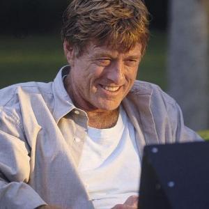 Director Robert Redford