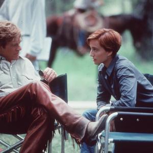 Still of Robert Redford in The Horse Whisperer (1998)