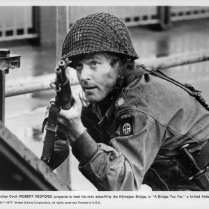 Still of Robert Redford in A Bridge Too Far (1977)