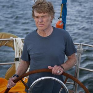 Still of Robert Redford in All Is Lost (2013)