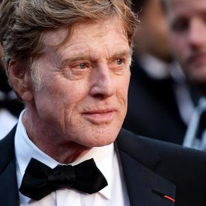 Robert Redford at event of All Is Lost (2013)