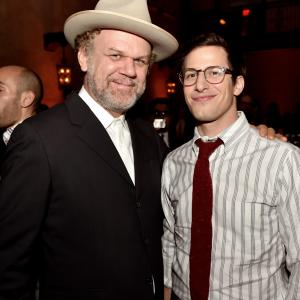 John C. Reilly, Andy Samberg