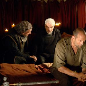 Still of Burt Reynolds and Jason Statham in In the Name of the King: A Dungeon Siege Tale (2007)