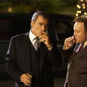 Still of Burt Reynolds and Kevin James in Grilled (2006)