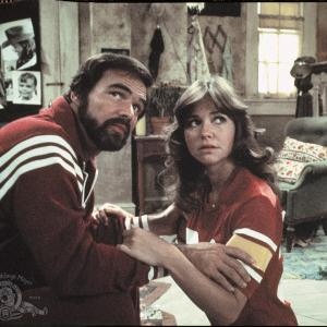 Still of Sally Field and Burt Reynolds in The End (1978)