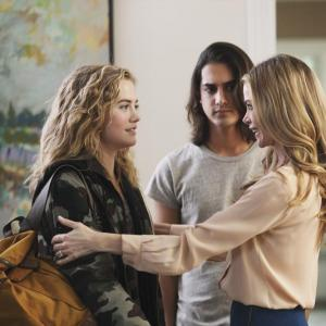 Still of Denise Richards, Avan Jogia and Maddie Hasson in Twisted (2013)