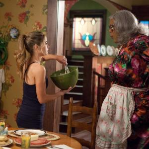 Still of Denise Richards and Tyler Perry in Madea's Witness Protection (2012)