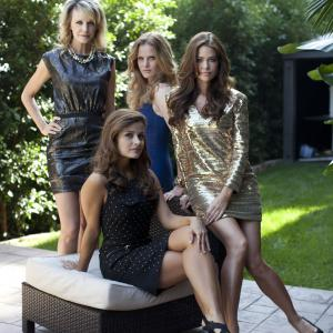 Still of Denise Richards, Kathryn Morris, Rebecca Mader and Catalina Rodriguez in Cougars Inc. (2011)