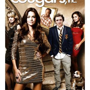 Denise Richards, James Belushi, Kathryn Morris and Kyle Gallner in Cougars Inc. (2011)