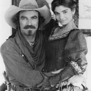 Laura San Giacomo, Tom Selleck