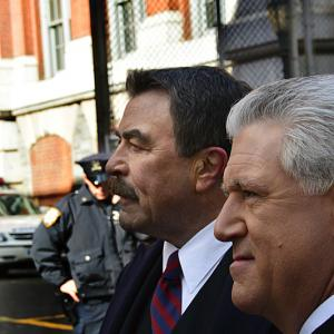 Tom Selleck, Gregory Jbara