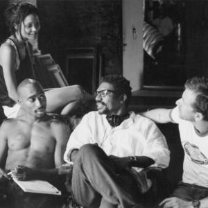 Tim Roth, Tupac Shakur, Vondie Curtis-Hall, Thandie Newton