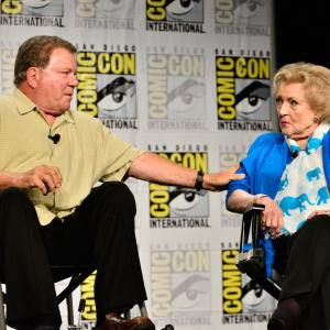 William Shatner, Betty White