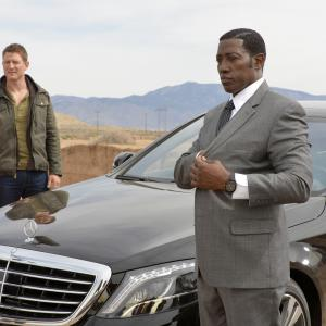 Wesley Snipes, Philip Winchester