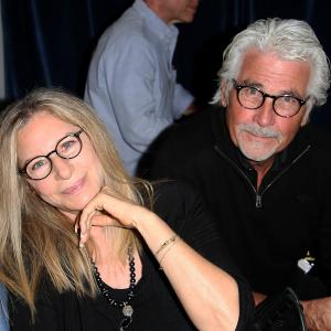 Barbra Streisand, James Brolin