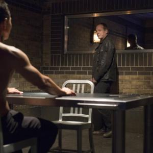 Still of Kiefer Sutherland and Benjamin Bratt in 24: Live Another Day (2014)