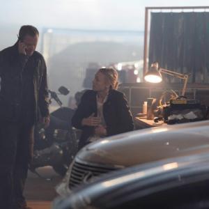 Still of Kiefer Sutherland and Yvonne Strahovski in 24: Live Another Day (2014)