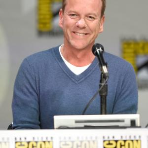 Kiefer Sutherland at event of 24: Live Another Day (2014)