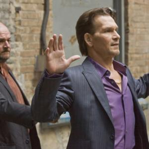 Still of Patrick Swayze in The Beast 2009