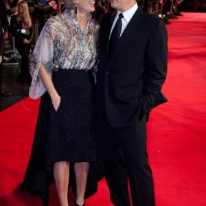 Tom Hanks and Emma Thompson at event of Isgelbeti pona Benksa 2013